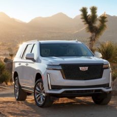 Living Large – The 2021 Cadillac Escalade Has Landed