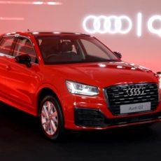 Audi Q2 40 TFSI quattro Launched in India