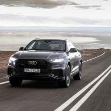 Audi Q8 Celebration Edition Launched Ahead of Festive Season