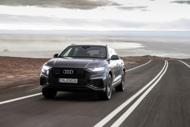 Audi Q8 Celebration