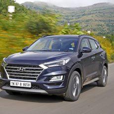 Hyundai Tucson Diesel 2.0 CRDI 2WD GLS AT Car India Review