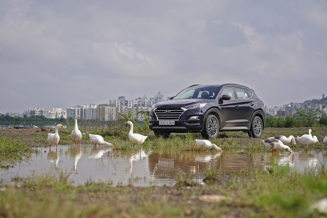 BS6 Hyundai Tucson 2020 price and review