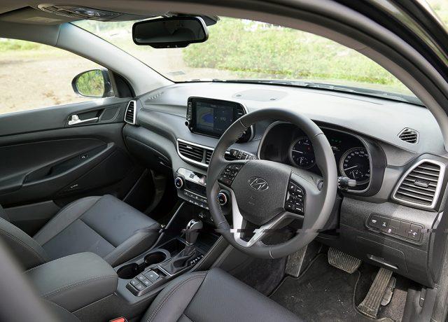 BS6 Hyundai Tucson