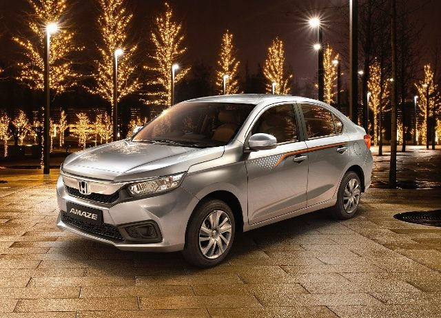 Honda Amaze Special Edition India Launch