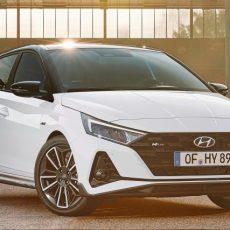 Hyundai i20 N Line Packs Turbo Performance