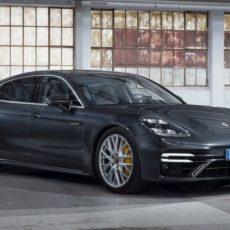 Porsche Panamera Turbo S E-Hybrid Expands E-Performance Portfolio