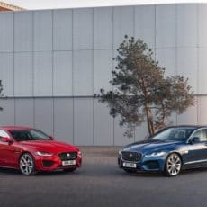 New Jaguar XE and XF Bring Updates and Changes