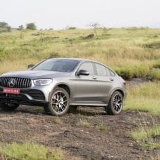Mercedes-AMG GLC 43 4MATIC Coupé Launched in India