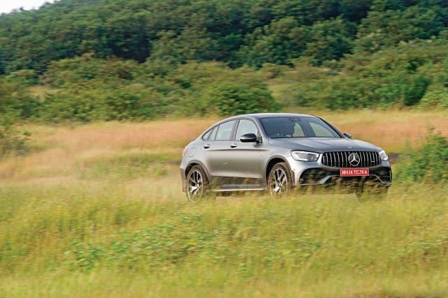 Mercedes-AMG GLC 43 4MATIC Coupé 4 WEB