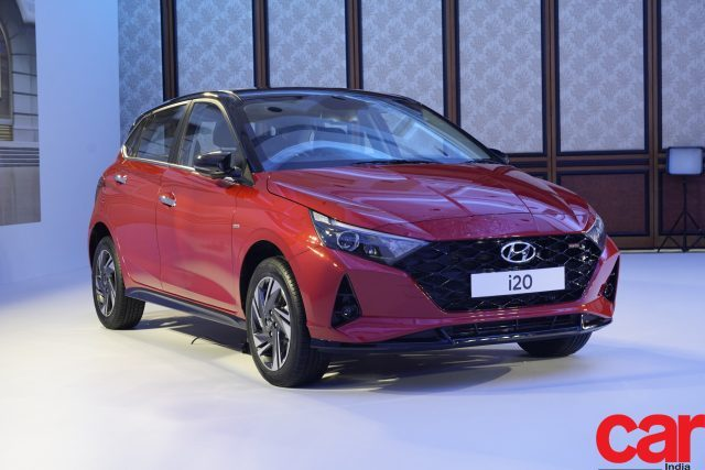 The new Hyundai i20 has been launched in India