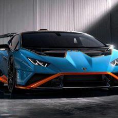 Lamborghini Huracan STO Unveiled Globally
