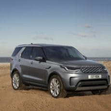 New Discovery 2021 – Land Rover Reveals Facelift Model