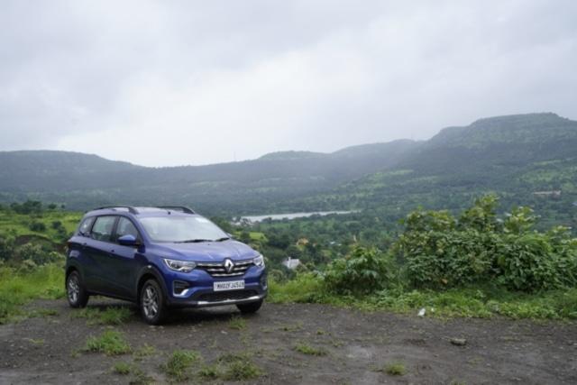Renault Triber AMT Easy R