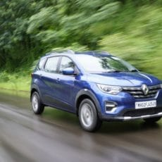 Renault Triber AMT Easy-R Drive Review – The Tribe Grows