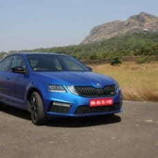 Skoda Octavia RS 245 First Drive Review