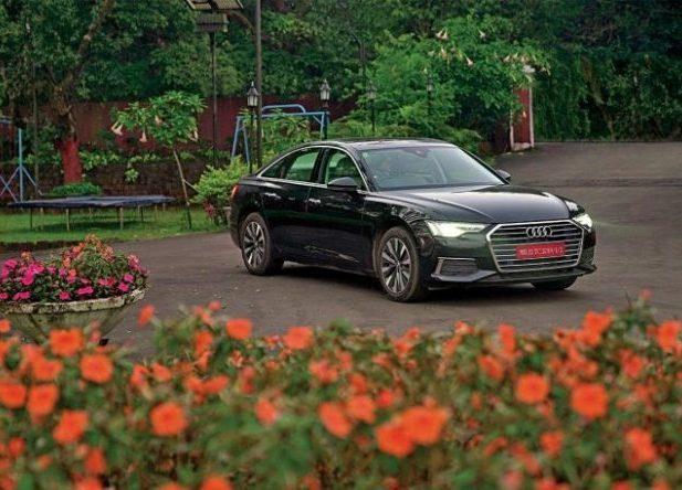post Lockdown road trip in Audi A6