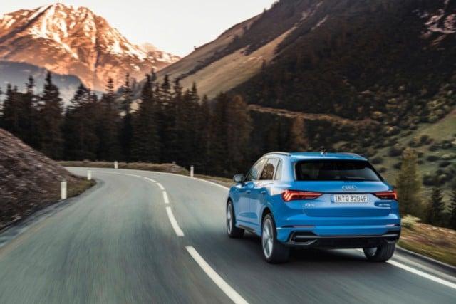 Audi Q3 45 TFSI e plug-in hybrid