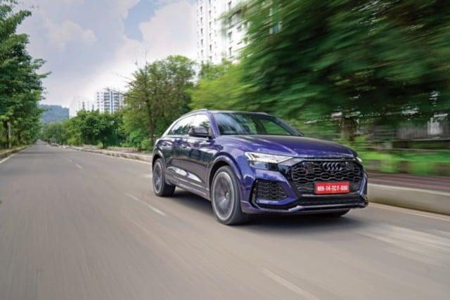 Audi RS Q8 review