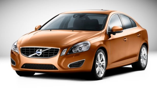 new Volvo S60 T4 Second S60
