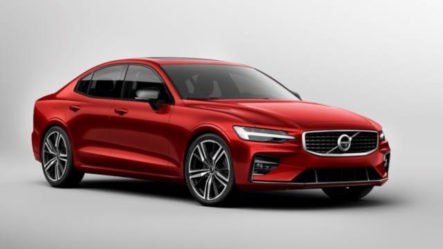 new Volvo S60 T4 Third S60