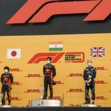 Jehan Daruvala Scores Maiden Formula 2 Victory