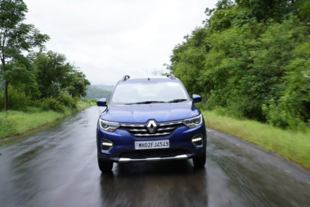 Renault Triber AMT Easy R Long Term Review