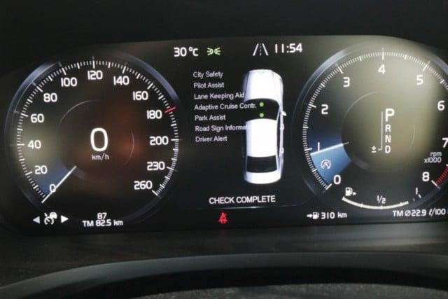 new Volvo S60 T4