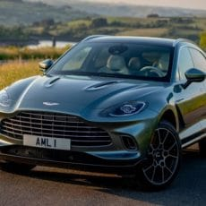 Aston Martin DBX Introduced in India – the First SUV From the Marque