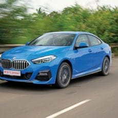BMW 220d Gran Coupe Road Test Review – 2 for the Road