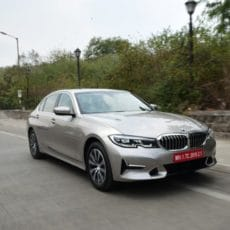 BMW Gran Limousine 320Ld Road Test Review