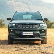 2021 Jeep Compass To Hit Showrooms This Month