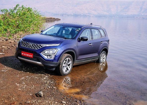 Tata Safari review price specs 2021 by Car India