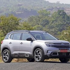 Citroën C5 Aircross Car India Review, Price, Specs