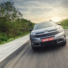 Citroen C5 Aircross Launched