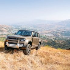 Land Rover Defender 110 P300 Road Test Review