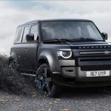High Road – Land Rover Defender V8 Supercharged