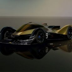 Exciting New Lotus E-R9 Concept 2030 Unveiled