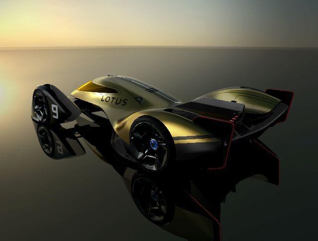 Lotus E-R9 Concept 2030