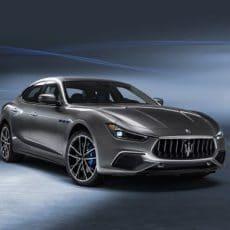 2021 Maserati Ghibli Updated Range Launched in India