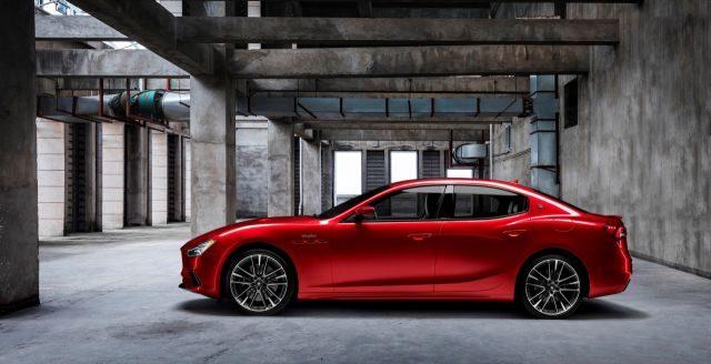 The 2021 Maserati Ghibli Torfeo