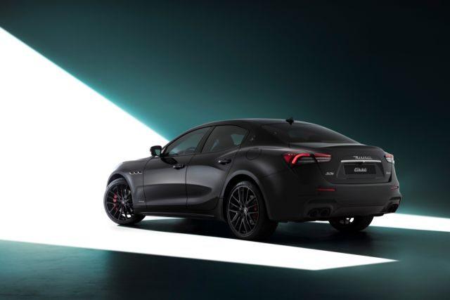 The 2021 Maserati Ghibli GranSport V6