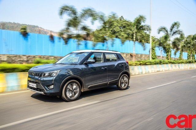 Mahindra XUV300 petrol AMT