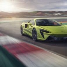 New McLaren Artura Makes Hybrid GT More Accessible