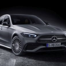 New Mercedes C-Class Expands the Comfort Zone