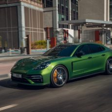 New Porsche Panamera Now Available in India