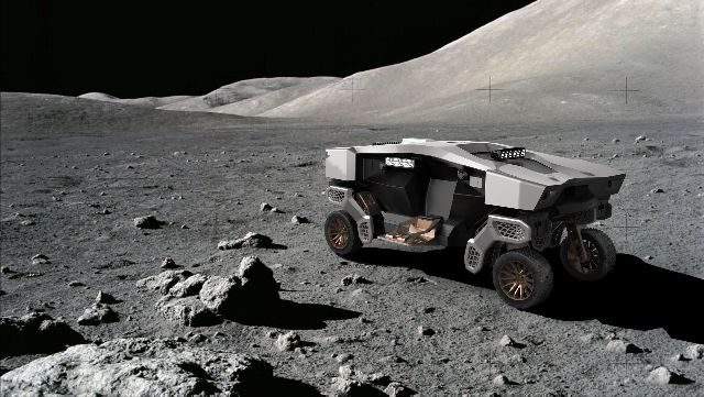 TIGER concept on moon