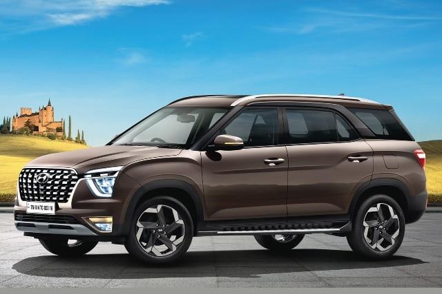 Hyundai Alcazar booking open in India