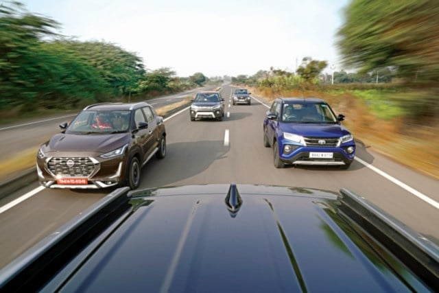 AT Compact SUV Crossovers