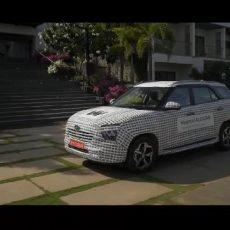 Hyundai Alcazar Creta-based Seven-seater Launching Soon