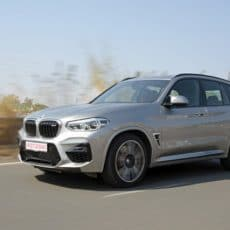 BMW X3 M Road Test Review – M3 X
